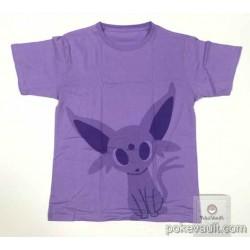 Pokemon Center 2015 Pokemon Time Campaign #8 Espeon Tshirt (Free Size)