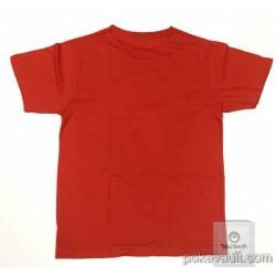 Pokemon Center 2015 Pokemon Time Campaign #8 Flareon Tshirt (Free Size)