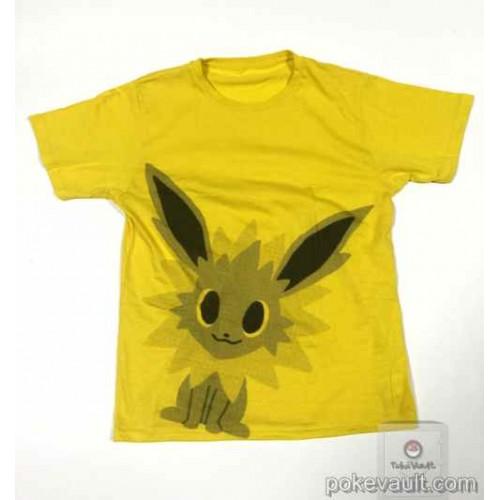 Pokemon Center 2015 Pokemon Time Campaign #8 Jolteon Tshirt (Free Size)