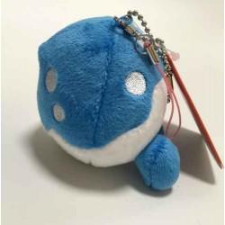 Pokemon Center 2015 Hip Hop Parade Campaign Azumarill Mascot Plush Keychain