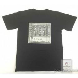Pokemon Center 2016 20th Anniversary Game Dot Campaign Tshirt  Version #9 (Free Size)