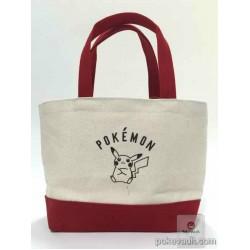 Pokemon Center 2016 Pokemon Market Campaign Pikachu Raichu Pichu Tote Bag
