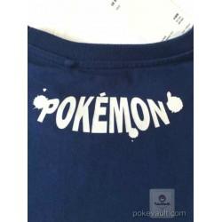 Pokemon 2016 Uniqlo Mega Venusaur Charizard X Y Childrens Tshirt (Size 150cm)
