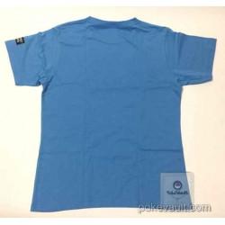 Pokemon Center 2016 Secret Teams Campaign #1 Team Aqua Tshirt  (Free Size)