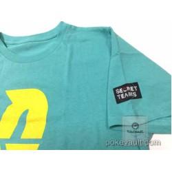 Pokemon Center 2016 Secret Teams Campaign #1 Team Galactic Tshirt  (Free Size)