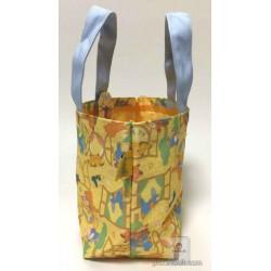 Pokemon Center 2017 Kuttari Campaign #1 Vulpix Growlithe Mudkip Zorua & Friends Tote Bag