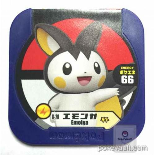 Pokemon 2013 Emolga Tretta Torretta Coin #8-20