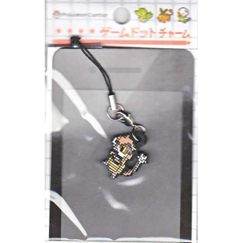 Pokemon Center 2012 Game Dot Charm Watchog Mobile Phone Earphone Jack Accessory Strap