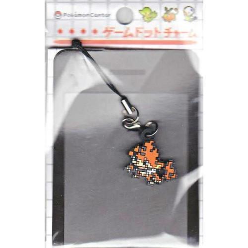 Pokemon Center 2012 Game Dot Charm Simisear Mobile Phone Earphone Jack Accessory Strap