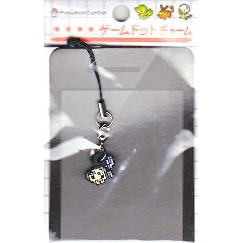 Pokemon Center 2012 Game Dot Charm Tympole Mobile Phone Earphone Jack Accessory Strap