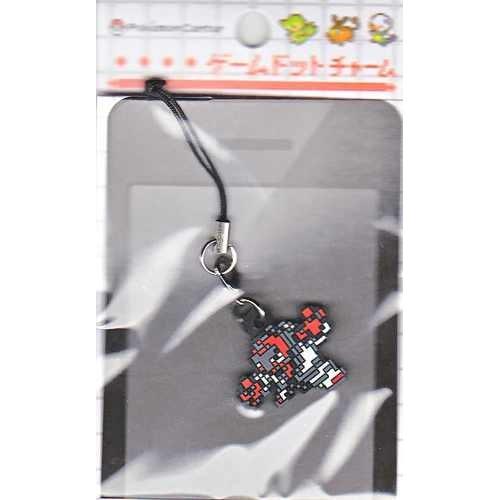 Pokemon Center 2012 Game Dot Charm Throh Mobile Phone Earphone Jack Accessory Strap