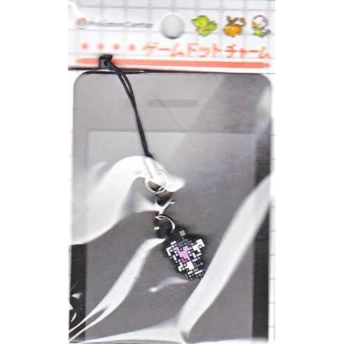 Pokemon Center 2012 Game Dot Charm Gothita Mobile Phone Earphone Jack Accessory Strap