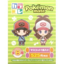Pokemon Center 2013 Pokemon Mate Elesa Figure Charm