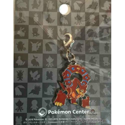 Pokemon Center 2016 Volcanion Charm