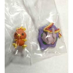 Pokemon Center 2015 Goomy Damono Campaign Goomy Torchic Gashapon Figure #1
