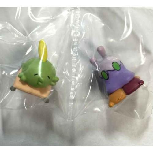 Pokemon Center 2015 Goomy Damono Campaign Goomy Gulpin Gashapon Figure #2