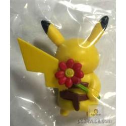 Pokemon Center 2015 Desk Helper Series Pikachu Gashapon Figure #2 (Memo Stand)