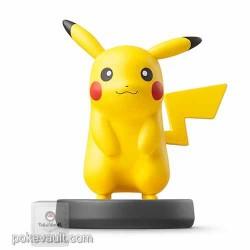 Pokemon 2014 Nintendo Wii Amiibo Pikachu Figure