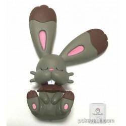 Pokemon 2015 Takara Tomy Oyasumi Friends XY Collection Series #1 Sleeping Bunnelby Figure