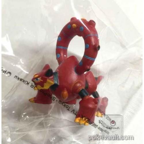 Pokemon Center 2016 Chupa Surprise XY&Z Explosive Volcanion Series Pokeball Volcanion Figure & Candy