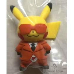 Pokemon Center 2017 Secret Teams Campaign #2 Team Flare Pikachu Gashapon Figure