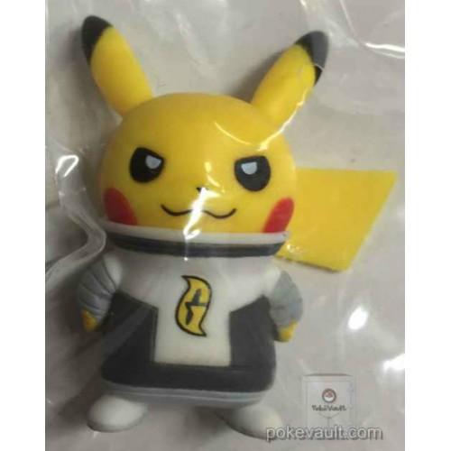 Pokemon Center 2017 Secret Teams Campaign #2 Team Galactic Pikachu Gashapon Figure