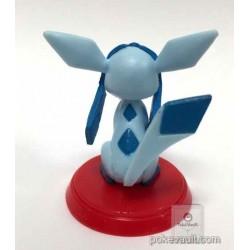 Pokemon Center 2017 Furuta Choco Egg Sun & Moon Series #1 Glaceon Figure