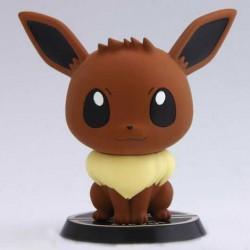 Pokemon 2013 Banpresto UFO Game Catcher Prize Eevee Chibi Kyun Chara Figure