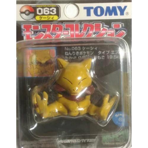 "Pokemon 2004 Abra Tomy 2"" Monster Collection Plastic Figure #063"