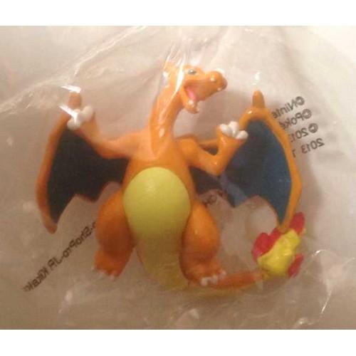 Pokemon Center 2013 Chupa Surprise Pokeball Charizard Movie Version Figure & Candy