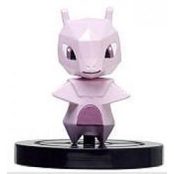 Pokemon Center 2013 Wii Pokemon Rumble Scramble U Series #2 Mewtwo Plastic Figure