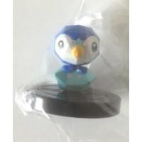 Pokemon Center 2013 Wii Pokemon Rumble Scramble U Series #1 Piplup Plastic Figure