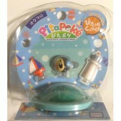 Pokemon 2012 Takara Tomy PitaPoke Tympole Mini Figure Playset