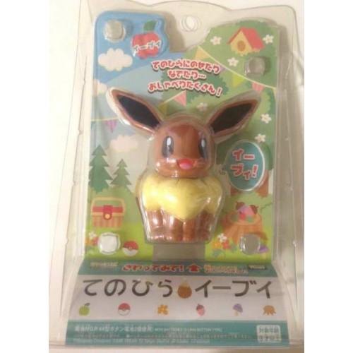 Pokemon 2013 Takara Tomy Eevee Palm Top Talking Figure