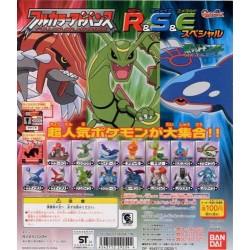 Pokemon 2004 Bandai Full Color Advance R.S.E. Special Series Torchic Figure
