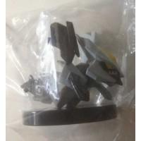 Pokemon Center 2013 Wii Pokemon Rumble Scramble U Series #4 Black Kyurem Plastic Figure