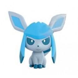 Pokemon 2013 Banpresto UFO Game Catcher Prize Glaceon Chibi Kyun Chara Figure