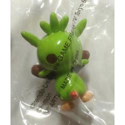 Pokemon Center 2013 Chupa Surprise XY Series Pokeball Chespin Figure & Candy