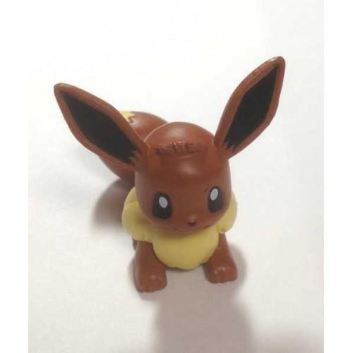 Pokemon 2013 Takara Tomy Eevee Ippai Collection Eevee Figure