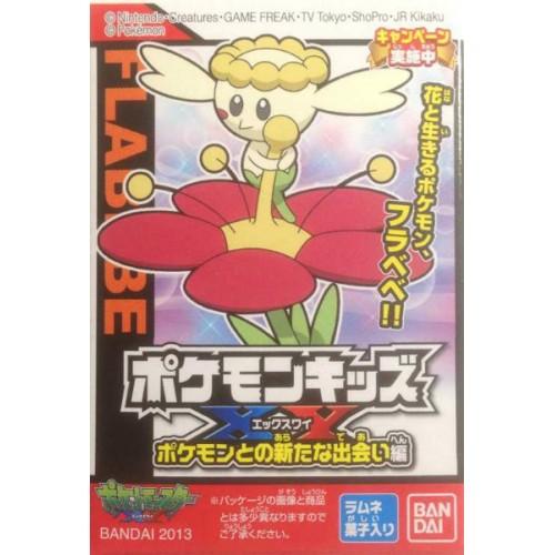 Pokemon 2013 Bandai Pokemon Kids X Y New Encounter Series Flabebe Figure