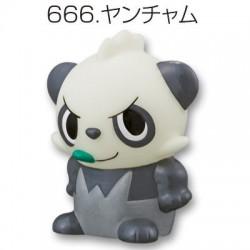 Pokemon 2013 Bandai Pokemon Kids X Y New Encounter Series Pancham Figure