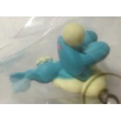 Pokemon Center 2013 Froakie Motion Gallery XY Figure & Candy