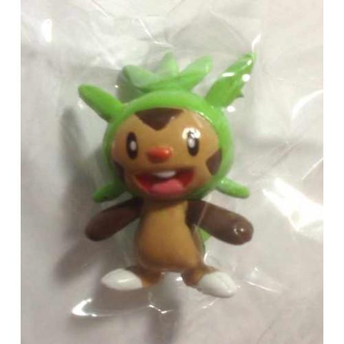 Pokemon Center 2014 Keshipoke XY Series #1 Chespin Pokeball Figure