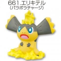 Pokemon 2014 Bandai Pokemon Kids X Y Kimewaza Series Helioptile Figure