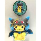 Poncho Pikachu Campaign