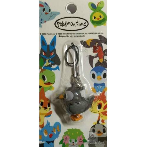 Pokemon Center 2016 Pokemon Time Campaign #9 Starly Mobile Phone Strap