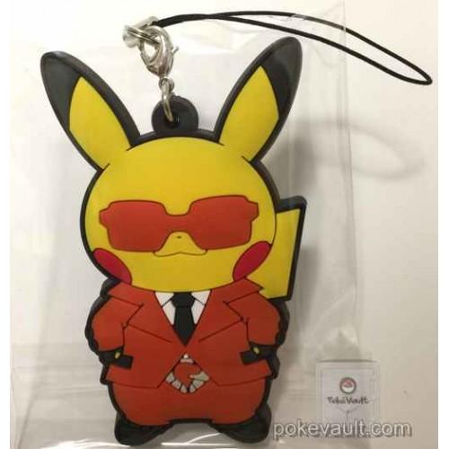 Pokemon Center 2016 Secret Teams Campaign #2 Team Flare Pikachu Rubber Strap