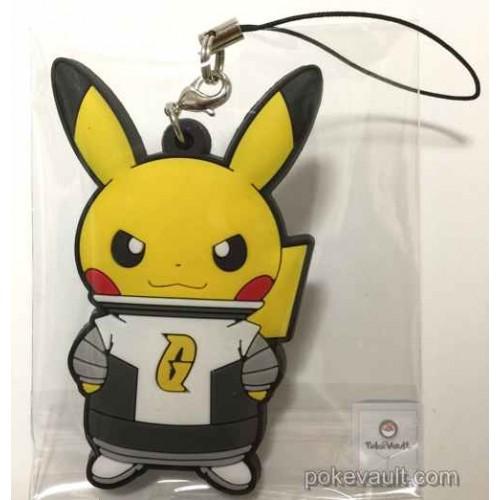 Pokemon Center 2016 Secret Teams Campaign #2 Team Galactic Pikachu Rubber Strap
