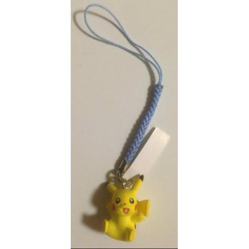 Pokemon 2013 Bandai Pikachu Movie Version Mobile Phone Strap