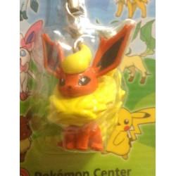 Pokemon Center 2013 Flareon Mobile Phone Strap